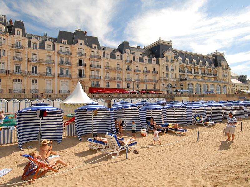 Grand Hotel De La Plage Cabourg