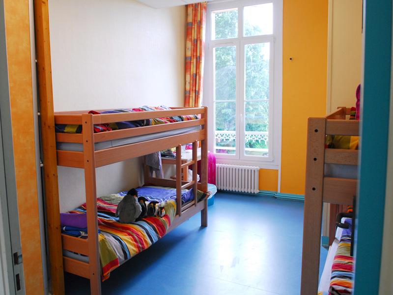 Centre les Hauts Tilleuls, chambre 2