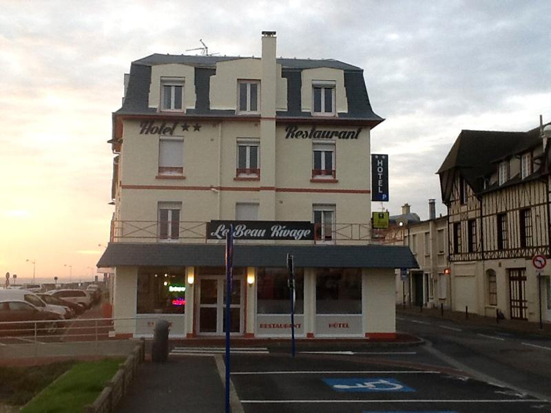Hotel Beau Rivage - Luc sur mer
