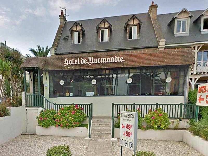 Hotel de Normandie - St Aubin sur mer