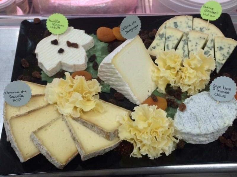 La fromagerie d'Estelle- plateau