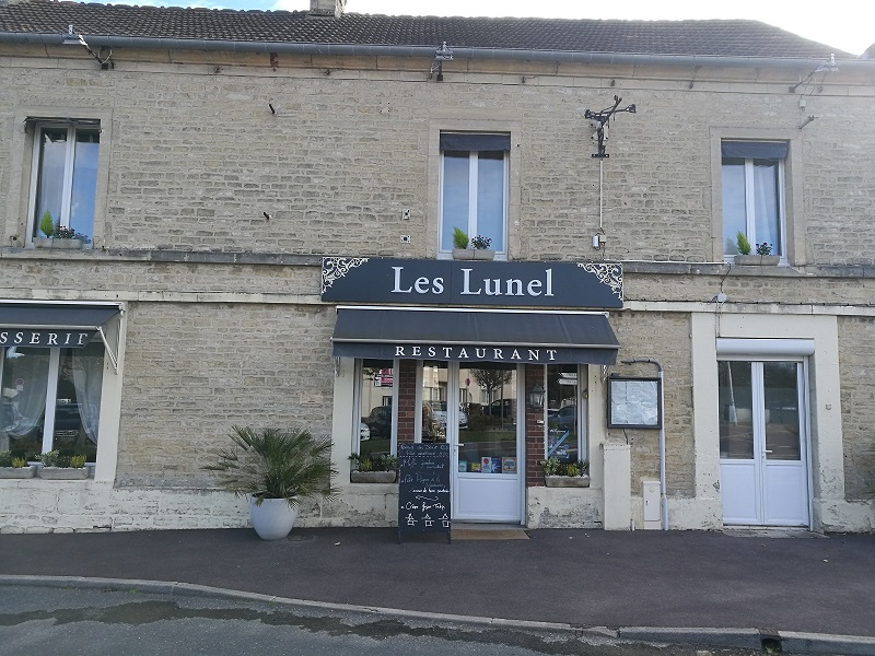 Lunels-façade