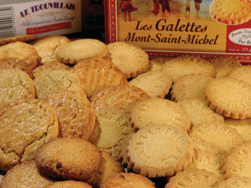 Mont Saint Michel Tasting local specialties