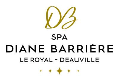 Spa Diane Barrière Le Royal logo