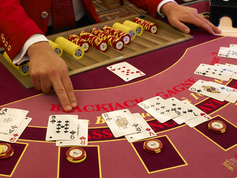 Animations casino trouville