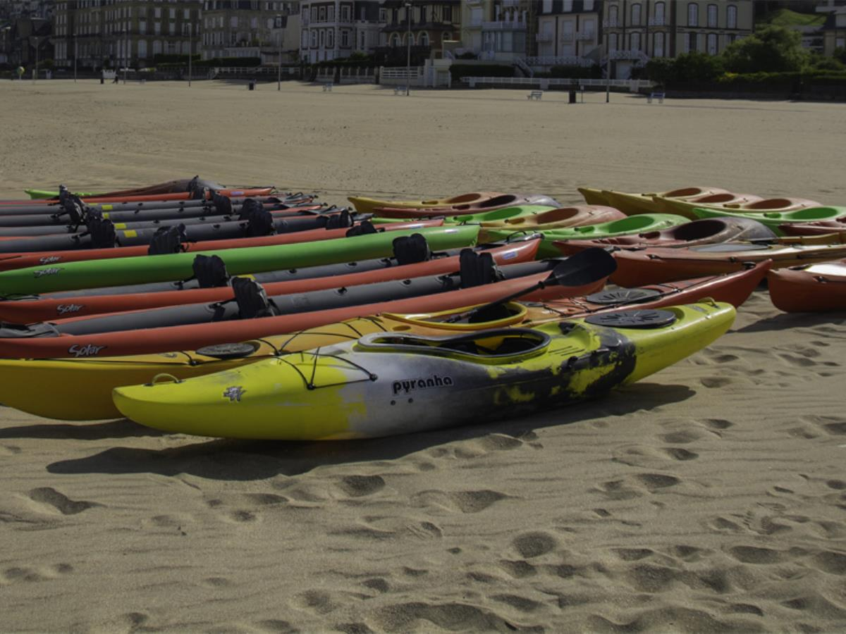 Stages de kayak avec Concept Sport Emotion