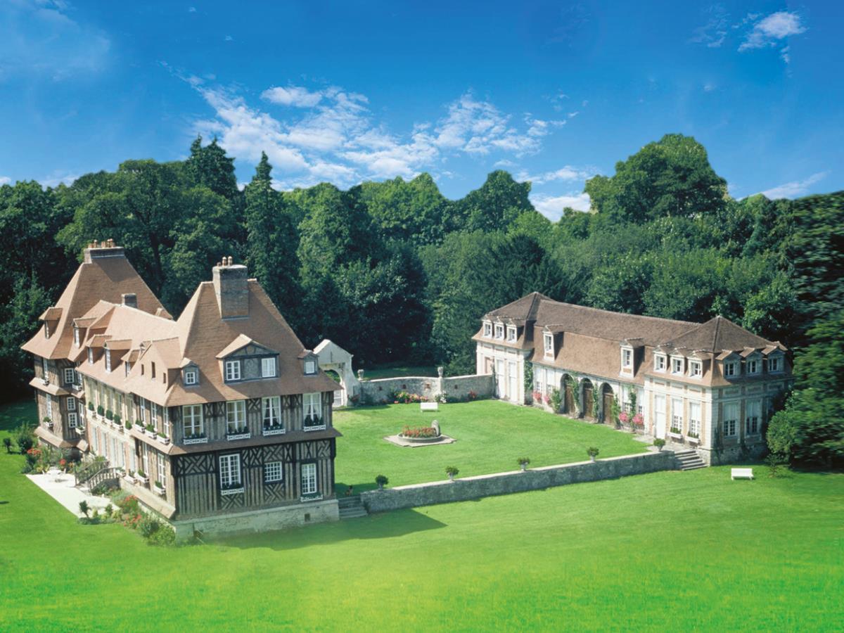 1 Le Château du Breuil