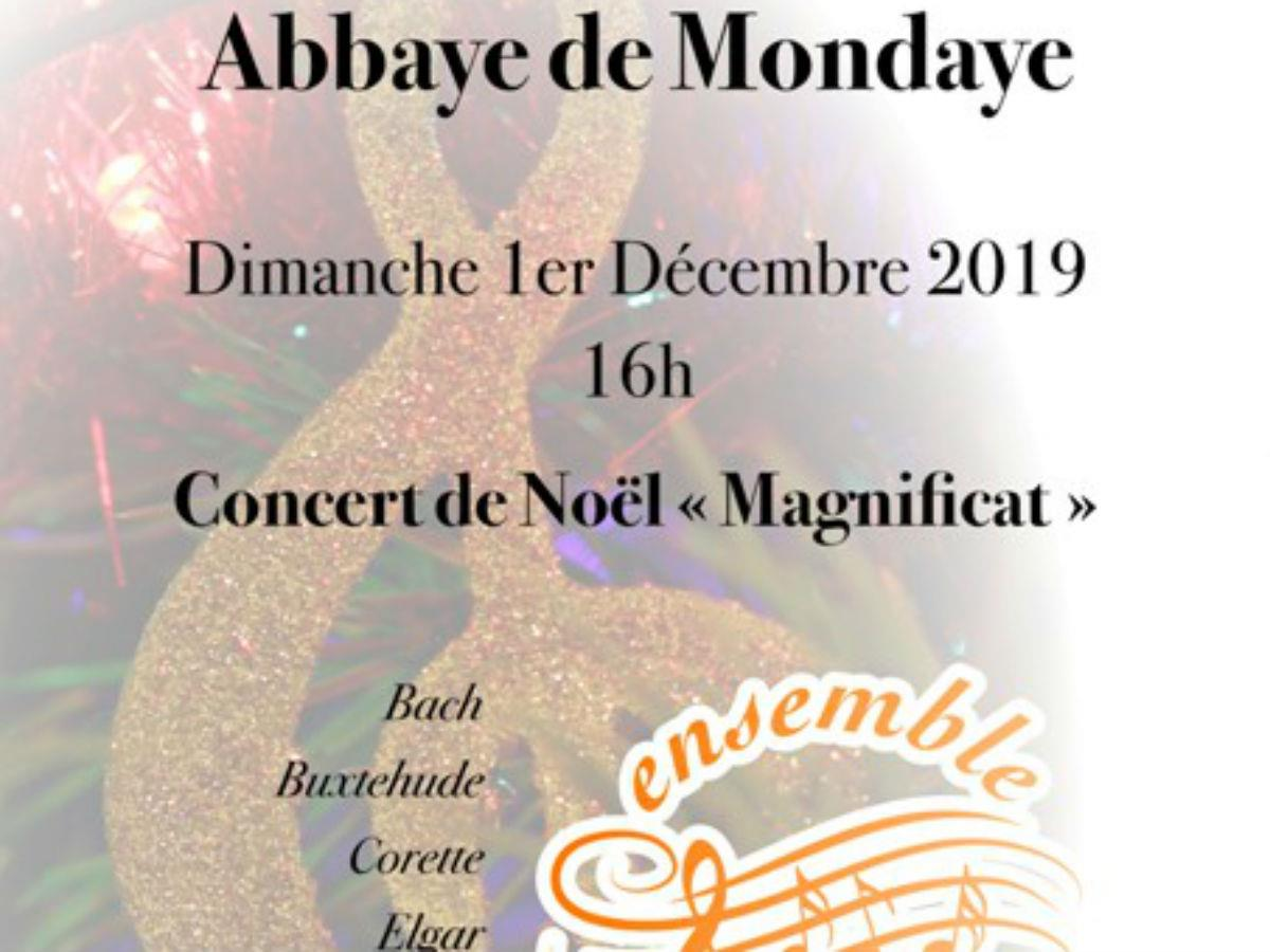 Concert d'Avent par l'ensemble Bel-Accord