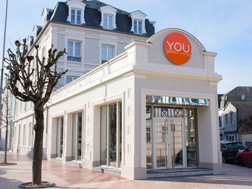 Hotel You InDeauville - extérieur