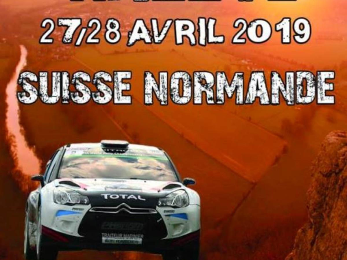 35e Rallye National de la Suisse Normande