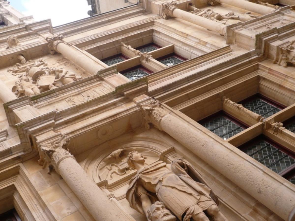 Le centre historique de Caen
