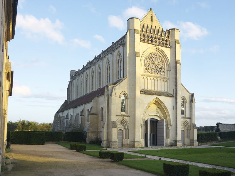 Abbaye d'Ardenne, Saint Germain la Blanche Herbe - ©C. Daguet
