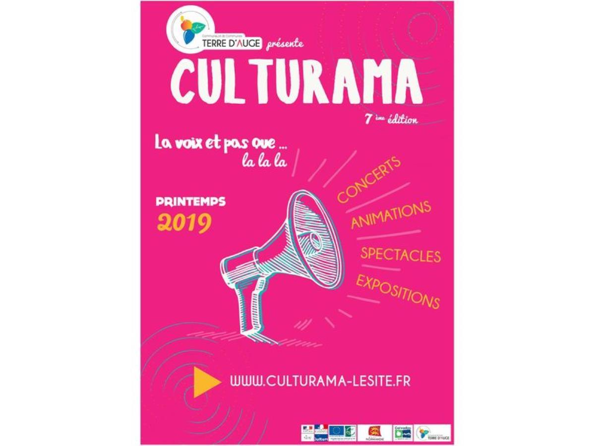 Culturama - Clôture du projet Cabaret Poezik
