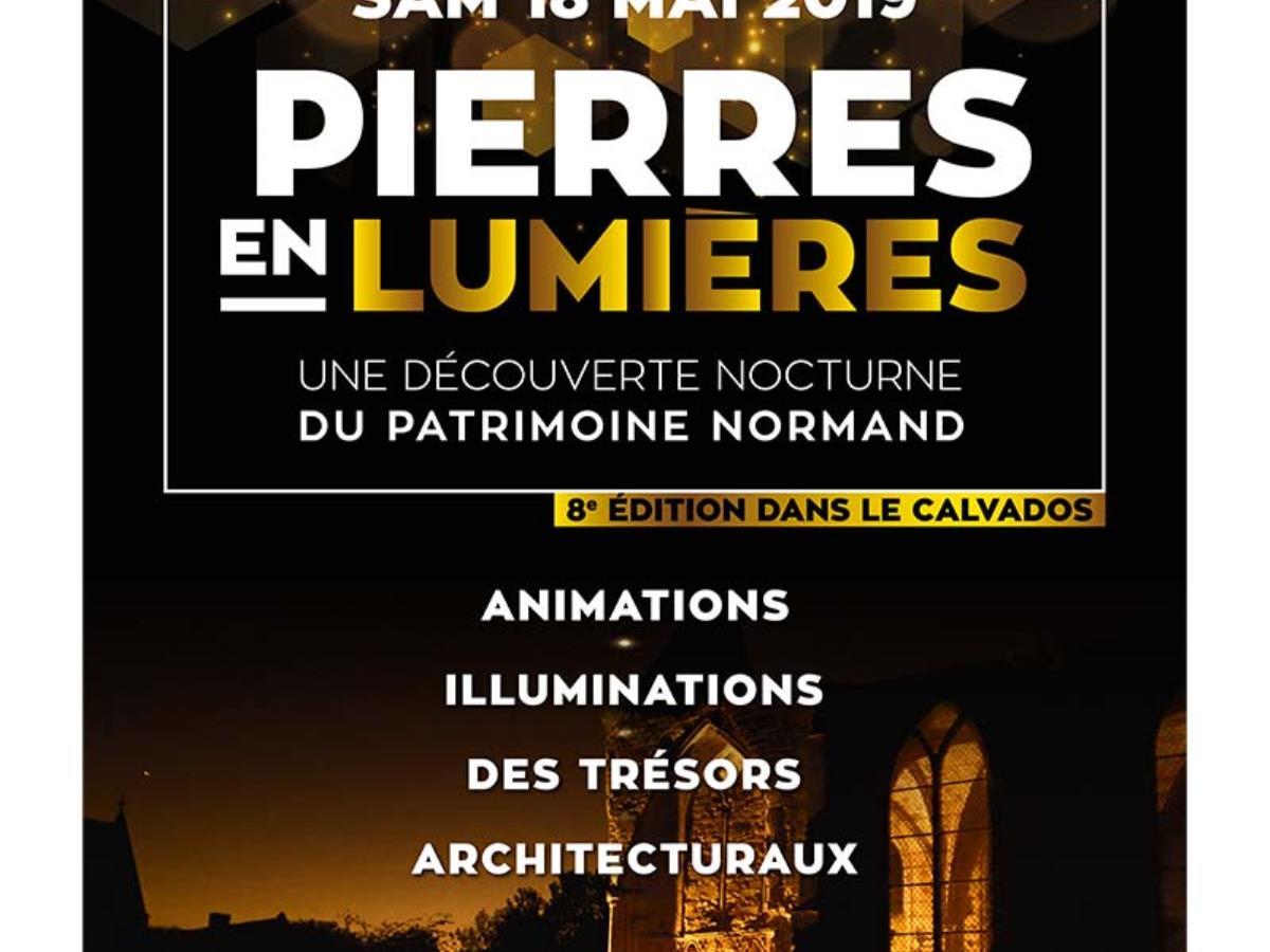 Mise en lumière de l'hôtel particulier du Clos d'Arquenay
