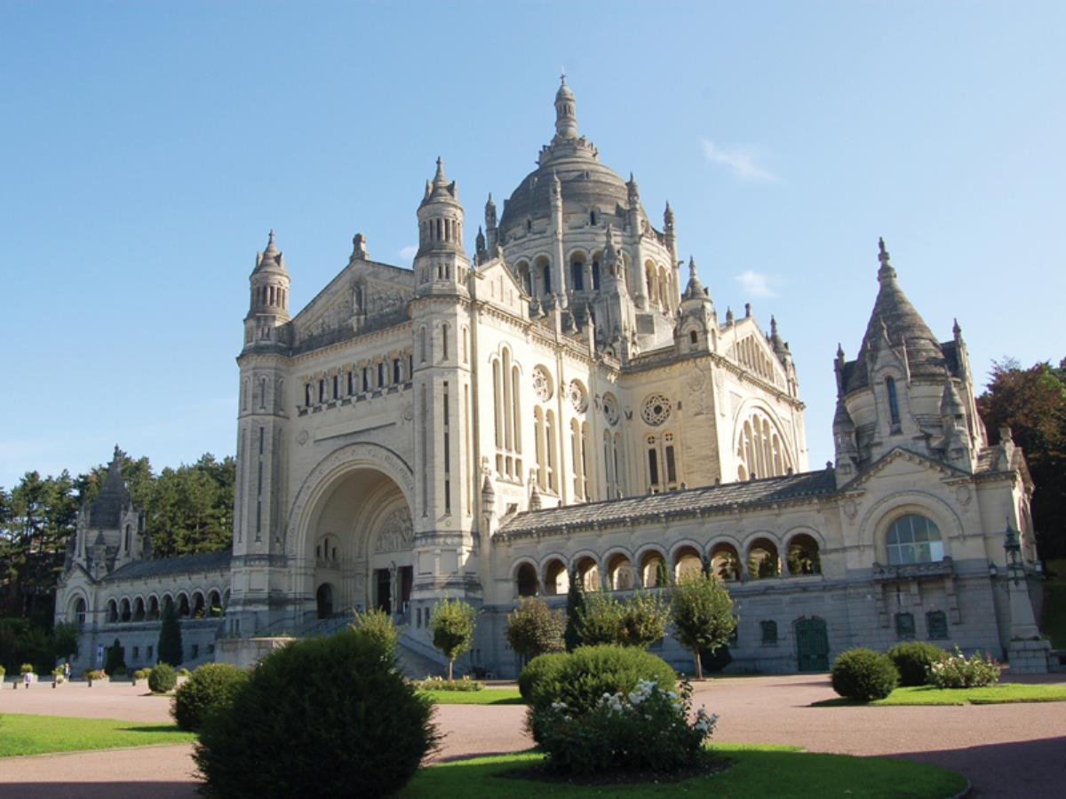 Basilique Sainte Therese - Lisieux