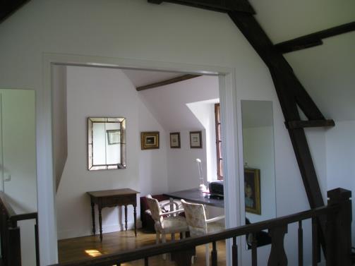 Cottage in Villers sur mer, office