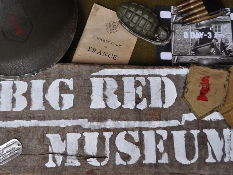 Big Red One Museum - ©Big Red One Museum