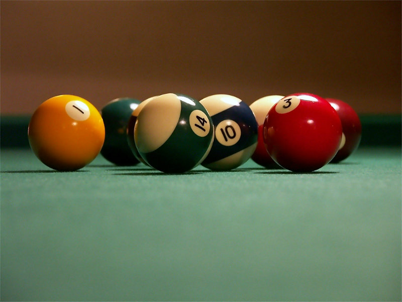 Billiards_balls - ©CC BY-SA 3.0