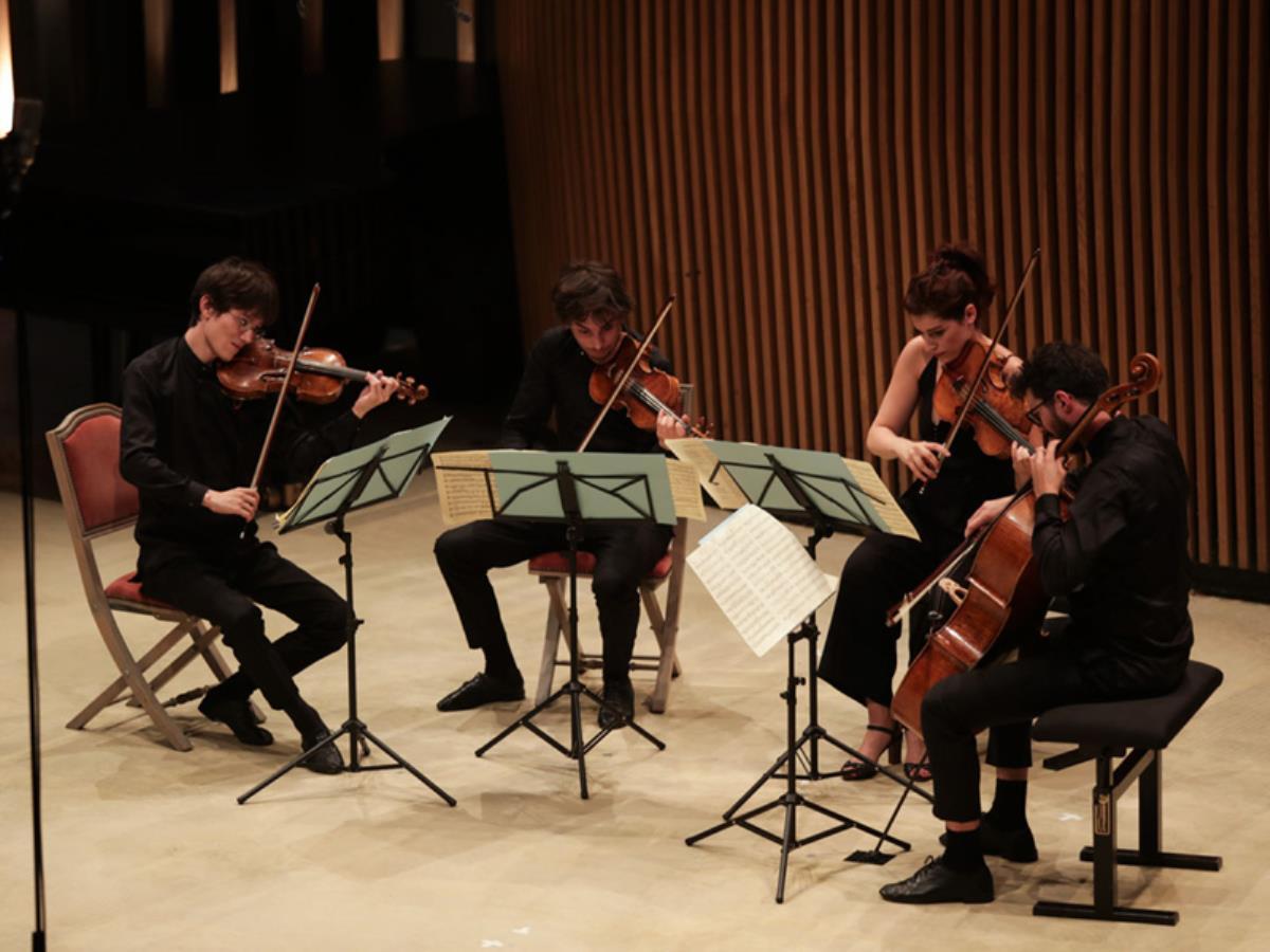 19e Août Musical - Schubert / Korngold