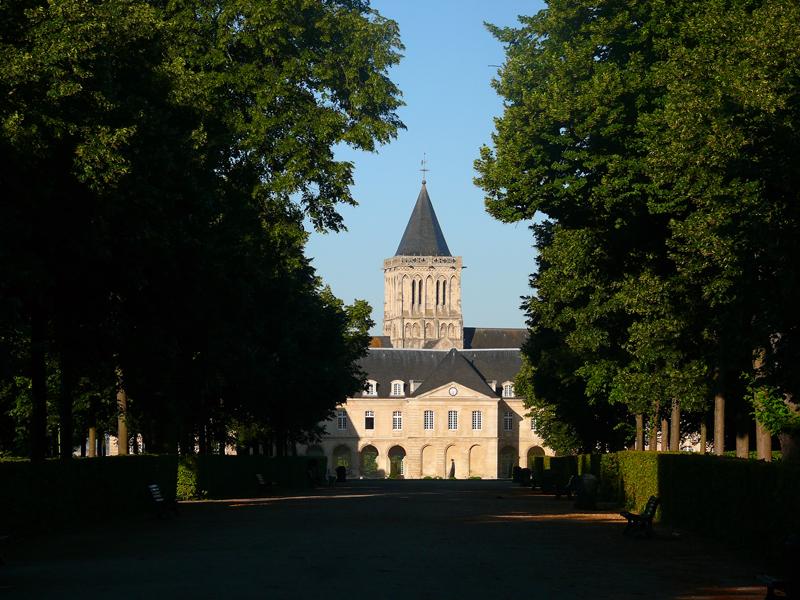 CAEN_Abbaye aux Dames - ©Calvados Tourisme