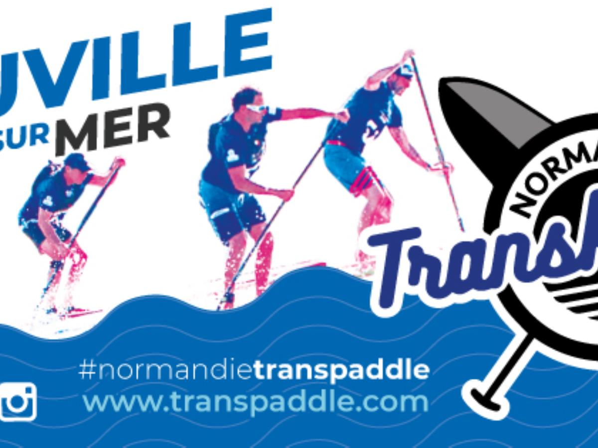 Normandie Transpaddle de Trouville-sur-Mer