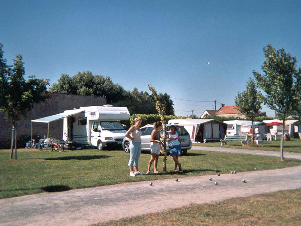 Camping La Ferme