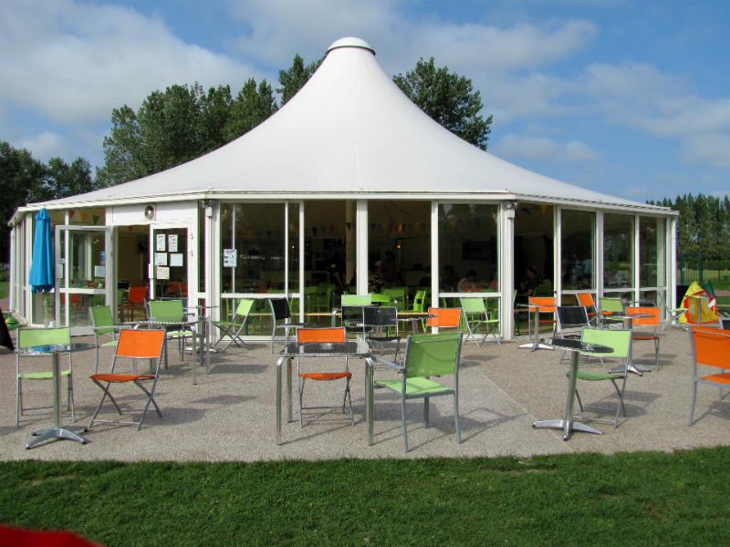 Camping Le Fanal - Isigny sur mer - restaurant - ©Camping Le Fanal