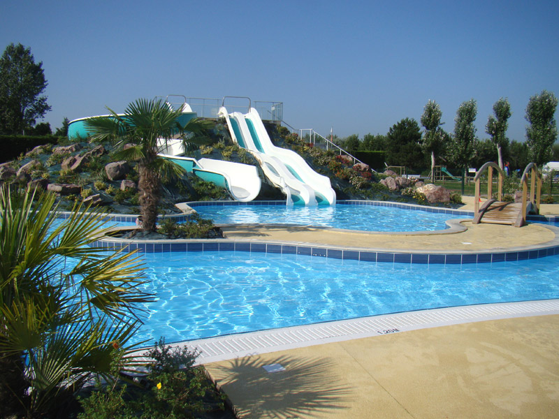 Camping Le Fanal - Isigny sur mer - ©Camping Le Fanal