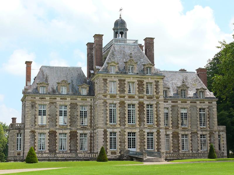 Château de Balleroy - ©Calvados Tourisme