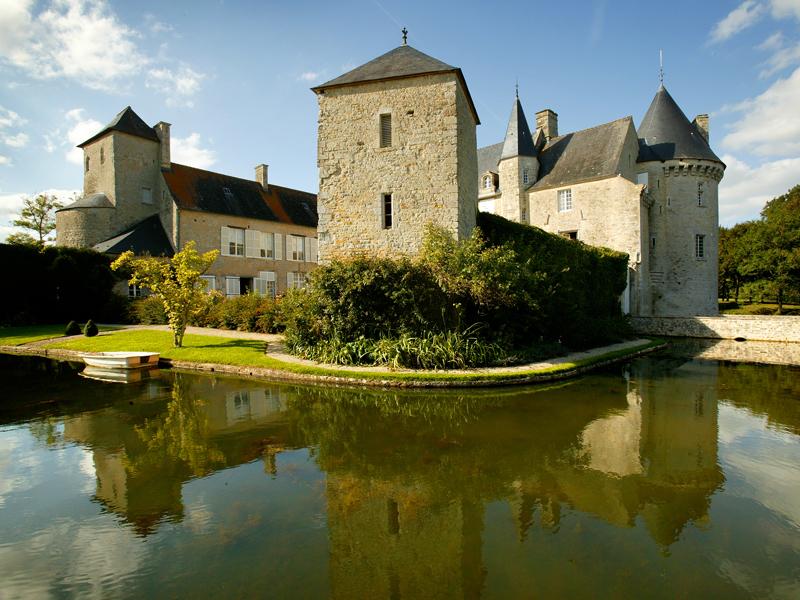 Château de Colombières - ©G. Wait