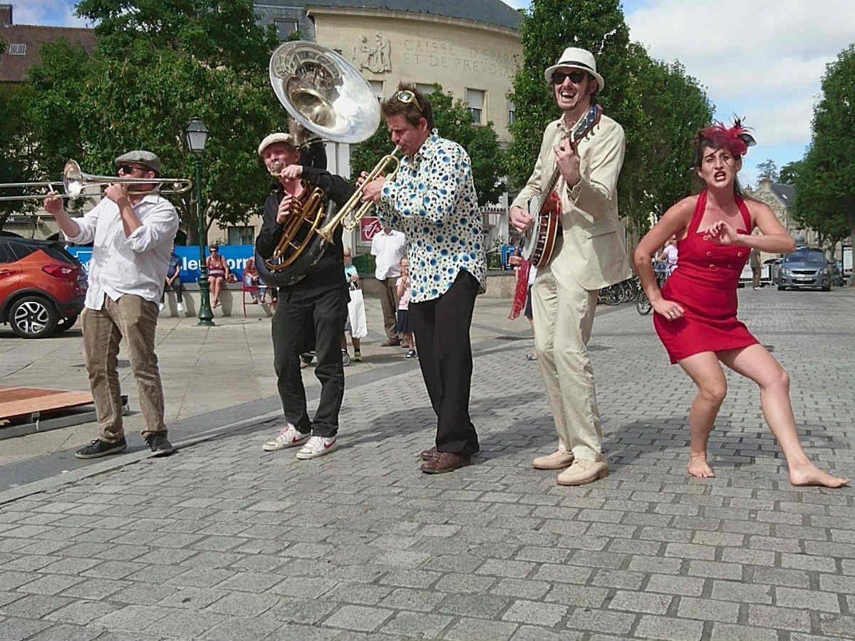 Concert déambulatoire Celest on the Bayou - ANNULÉ