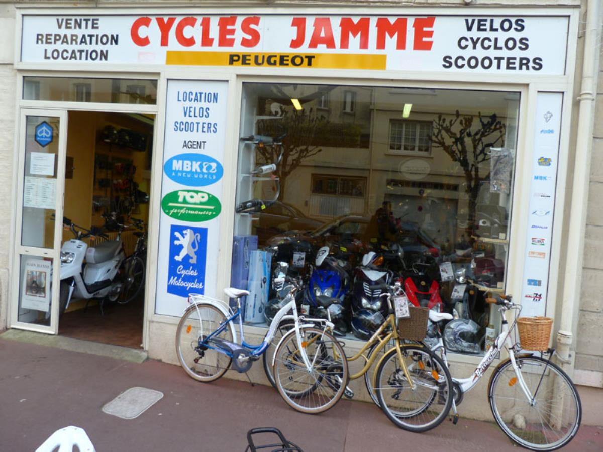 Cycles Jamme