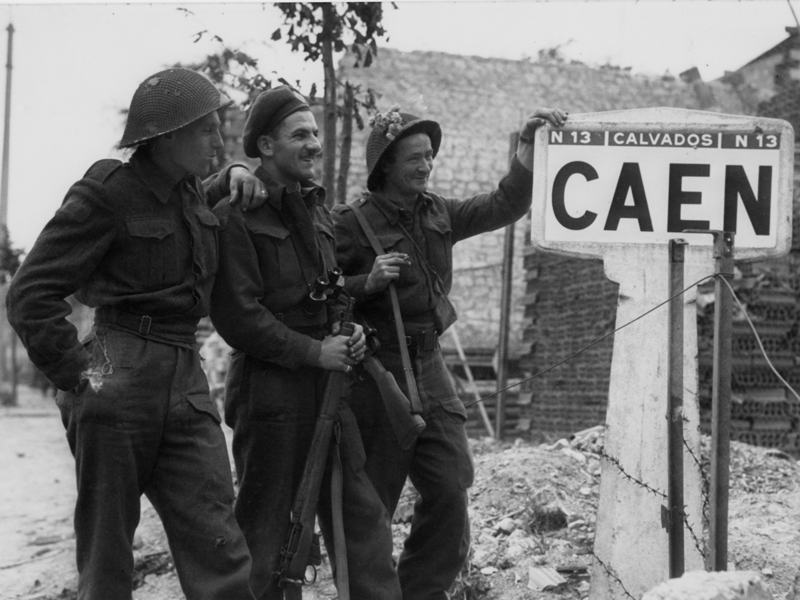 Archives D-Day - ©Archives nationales du Canada