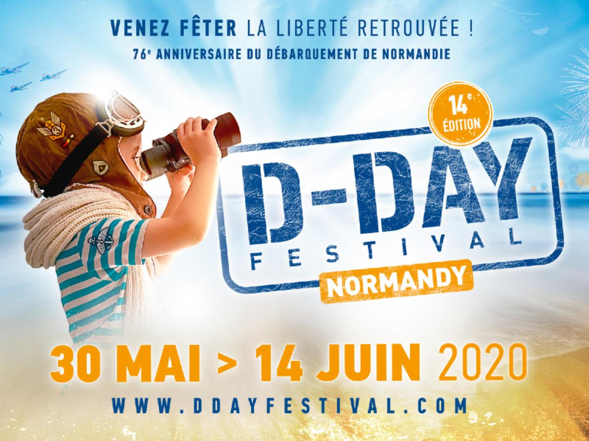 D-day Festival Normandy 2020