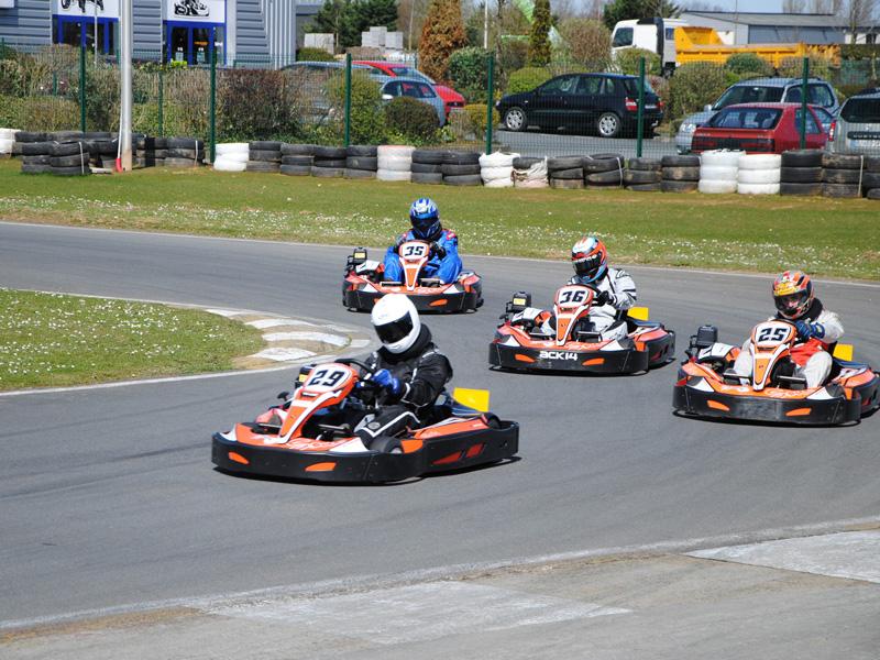 Karting de Démouville - ©Karting de Démouville