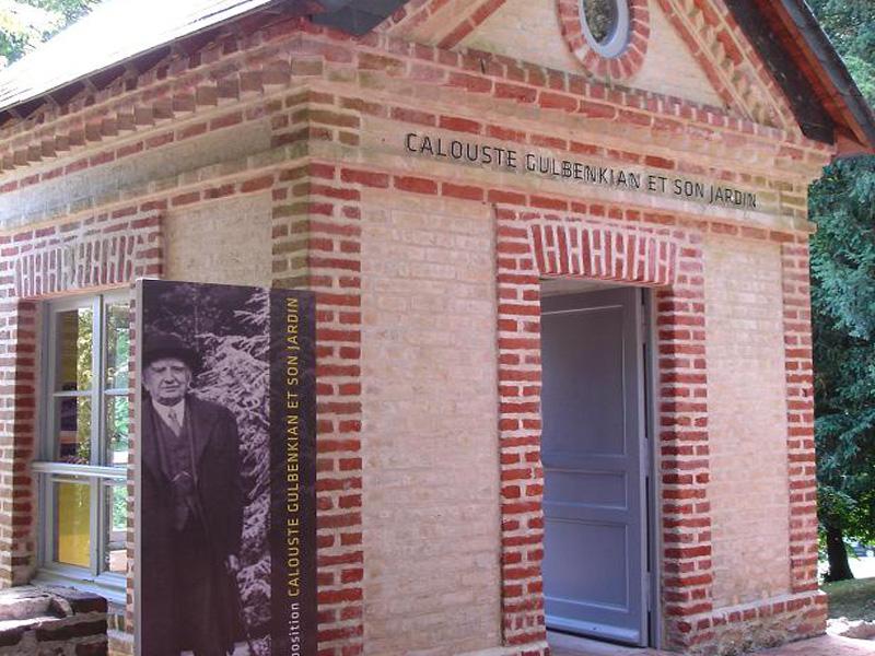Deauville Parc Calouste Gulbenkian