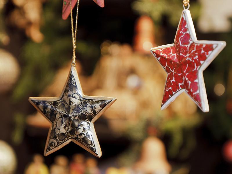 Décorations de Noël - ©Thinkstock