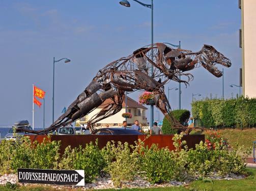 Dinosaure de fer - P.Le Bris (2)