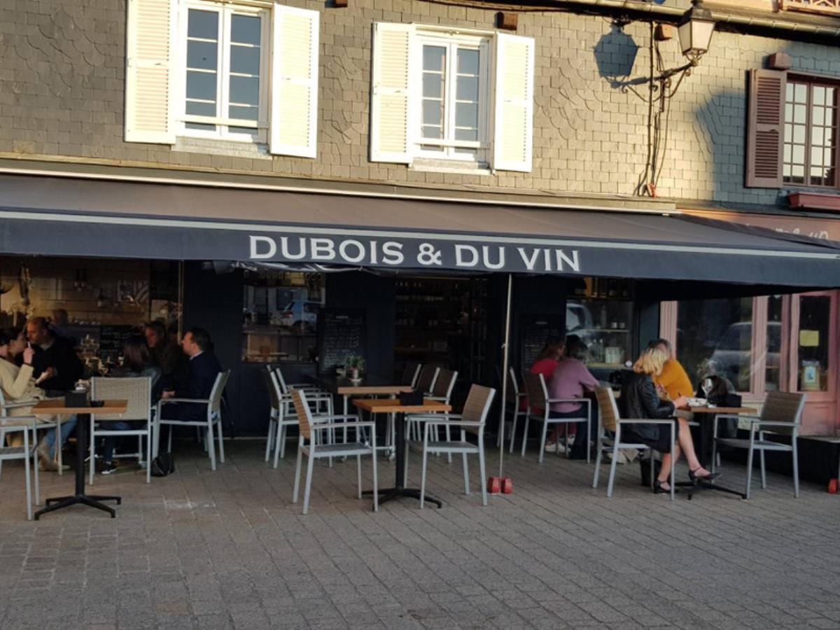 Concert de jazz manouche chez Dubois & du Vin