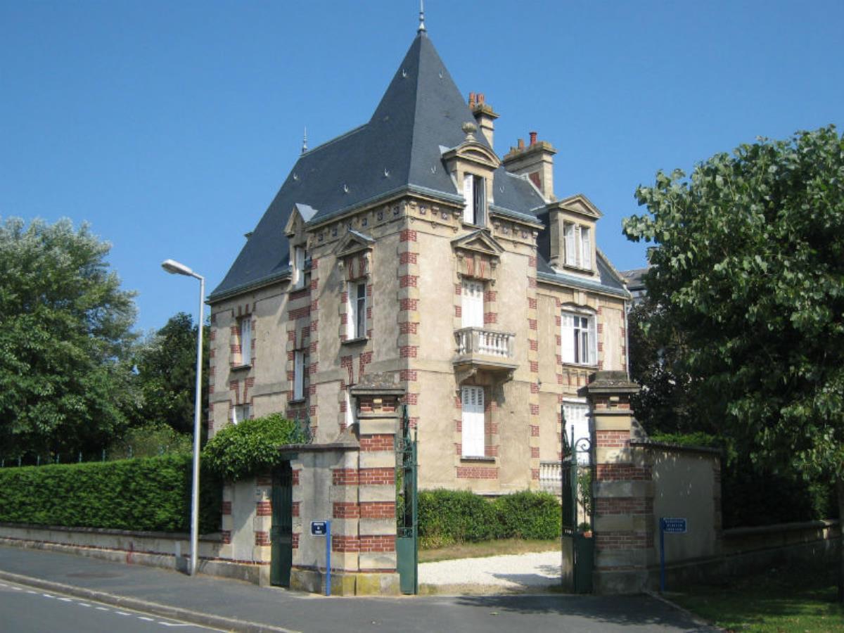 DUMOULIN Pierre - La Mouette