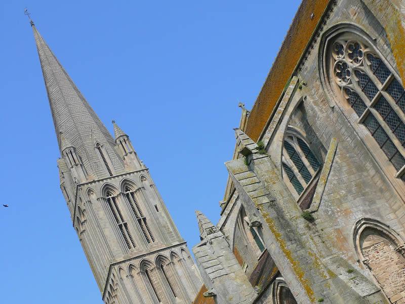 Eglise-Bernieres - ©Calvados Tourisme