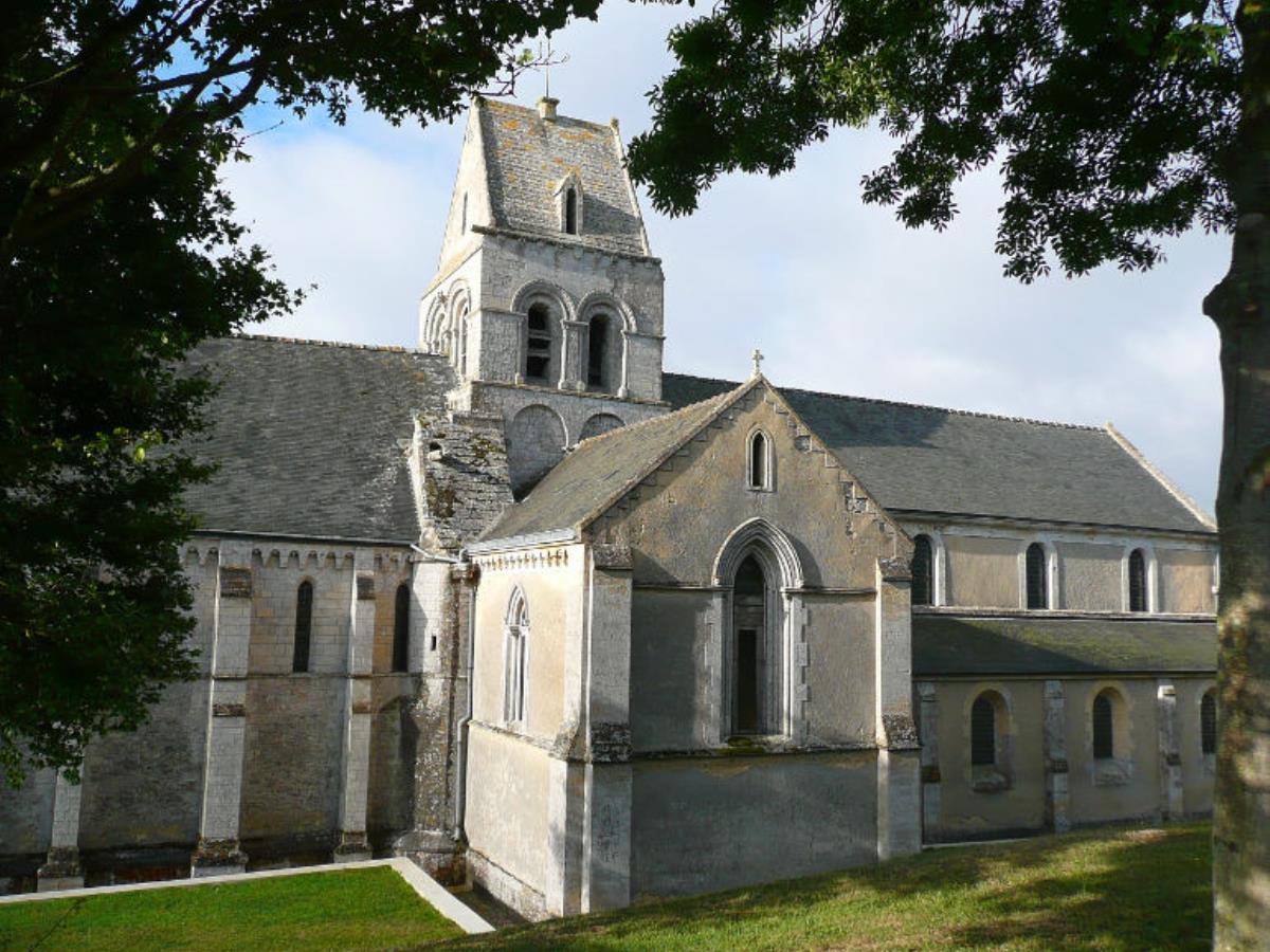 La Chevauchée de Guillaume / Etapes 3 et 4 : Ryes > Noyers-Bocage