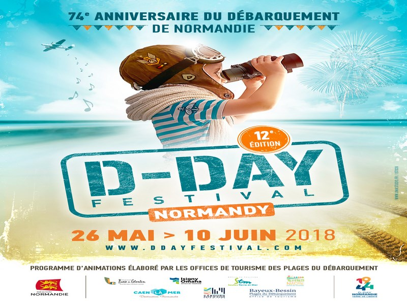 D-DAY Festival Normandy 2018
