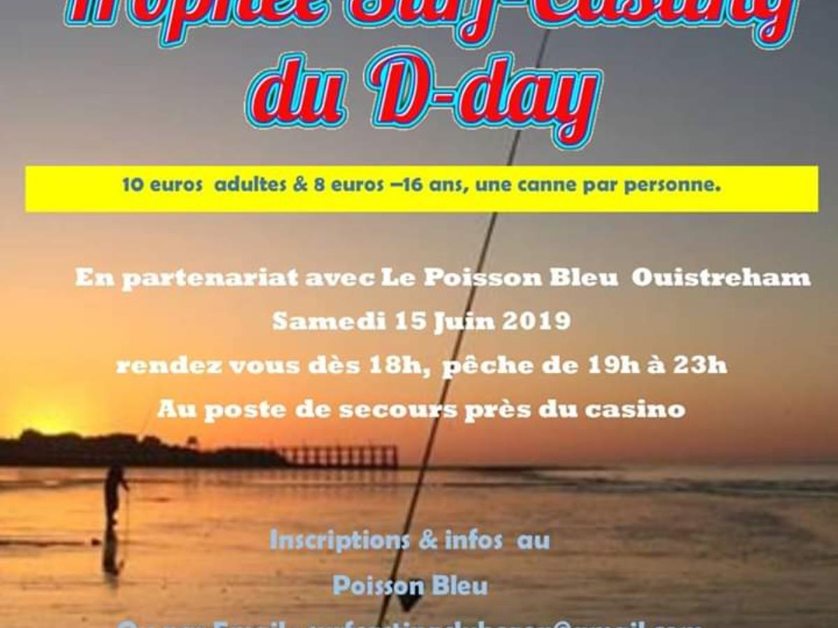 Open Surfcasting du D Day