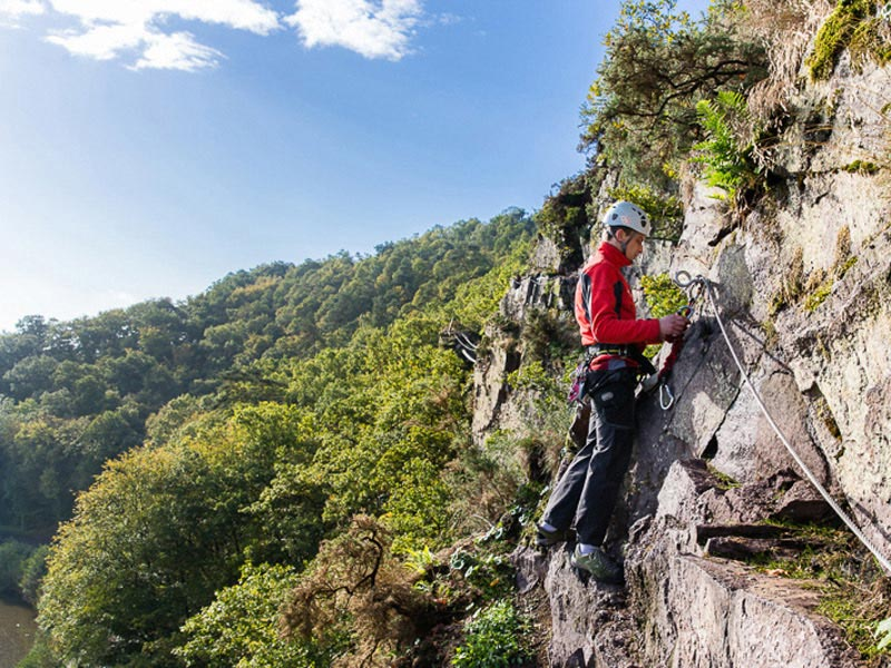 Via Ferrata Calvados 2