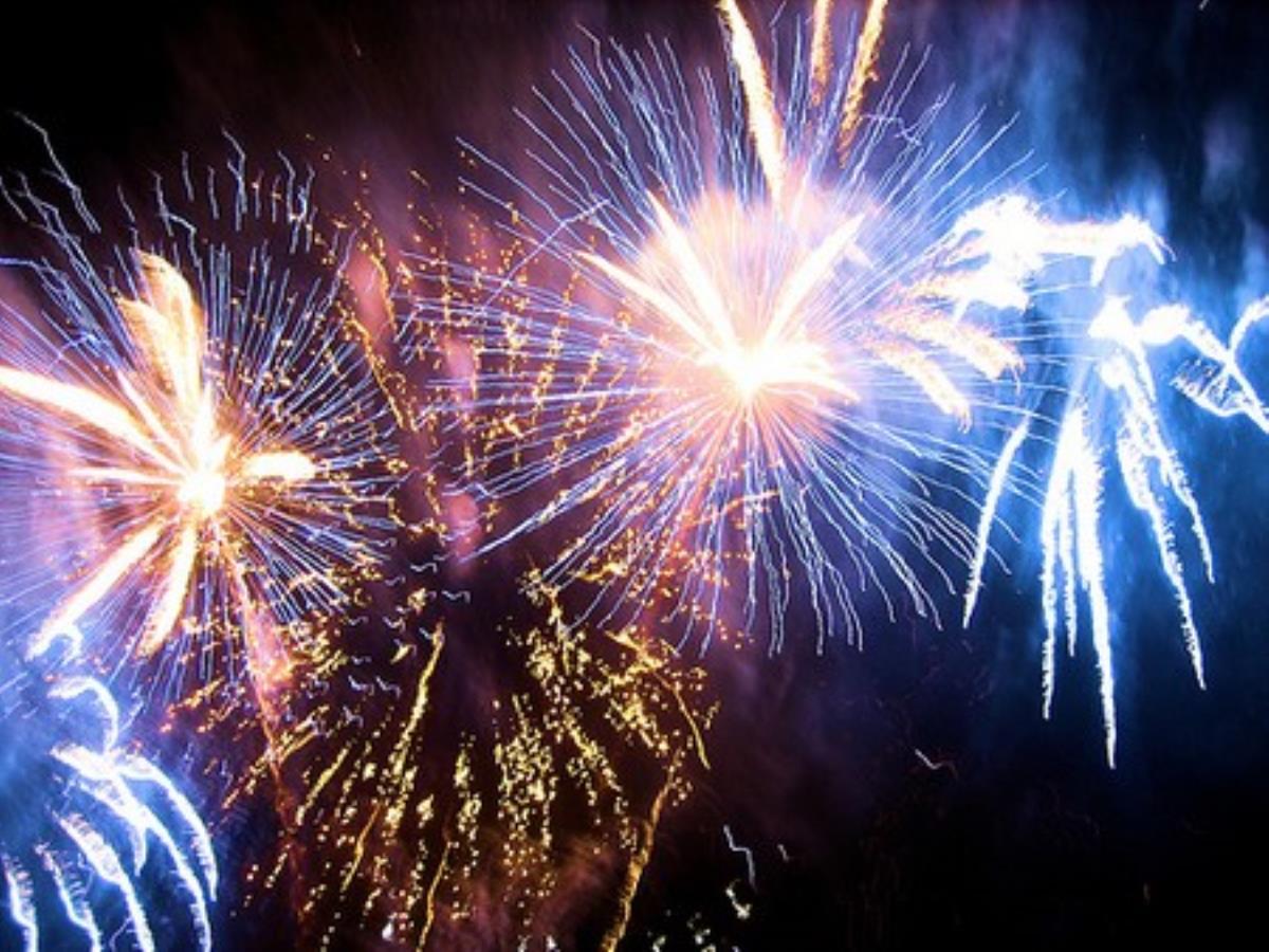 Feu d'artifice et bal populaire à Aunay-Sur-Odon