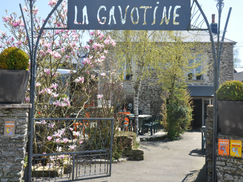 restaurant la gavotine saint omer dans le calvados tourisme calvados. Black Bedroom Furniture Sets. Home Design Ideas