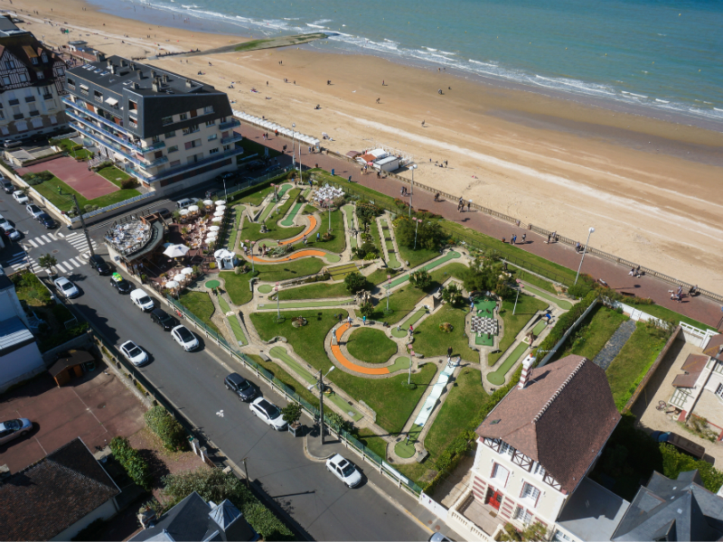 Golf miniature Cabourg-13 - ©CIKO Christine