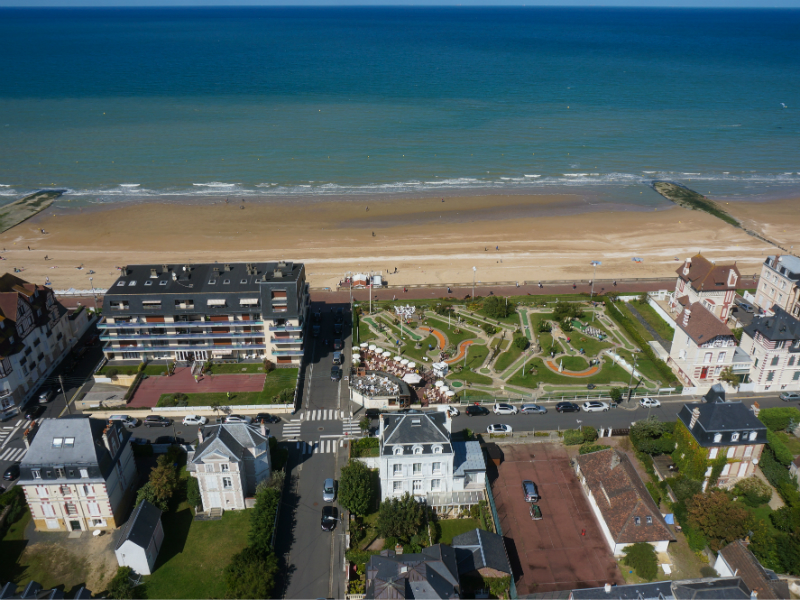 Golf miniature Cabourg-9 - ©CIKO Christine