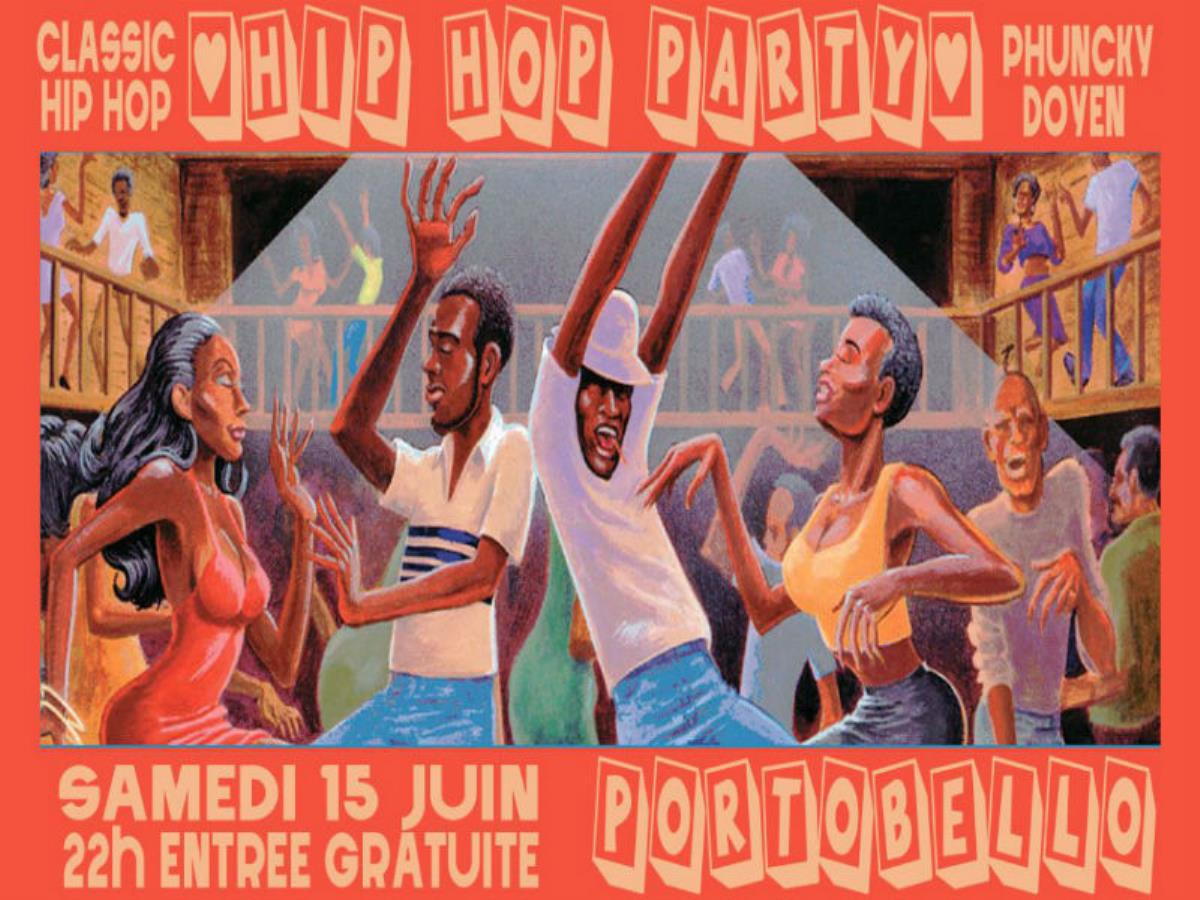 Hip-hop party